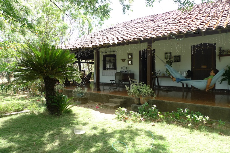 Marvelous Beach Houses For Sale In Nicaragua Part - 4: AL 1244 Colonial With 104.4 Acres