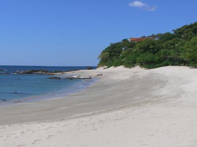 Beachfront Lot At Guacalito Beach