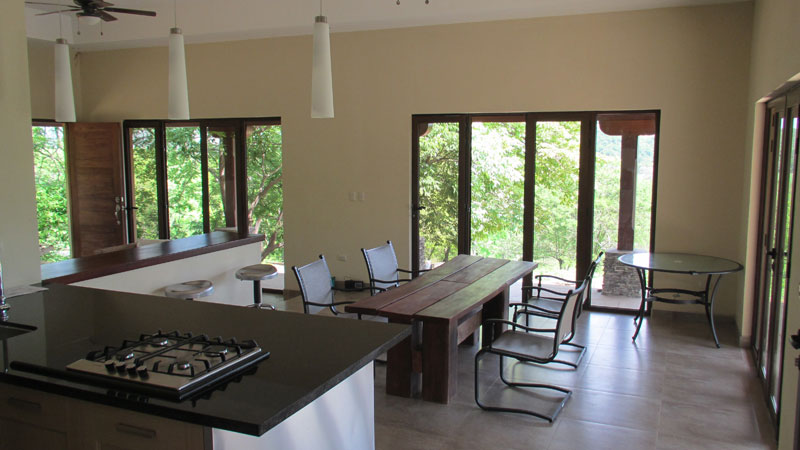 Furnished Brand New House With Paved Access Nicaragua